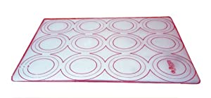 de Buyer Silicone Baking Mat with Rings 4934.40