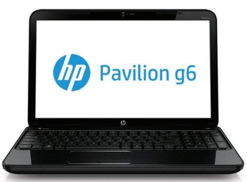HP Pavilion G6-2251SA 15.6-inch Laptop (Intel Core i3-2370M Processor 2.4GHz, 4GB DDR3 RAM, 750GB SATA 5400RPM HDD, Intel HD Graphics 3000, DVD-RAM, Integrated Webcam, Windows 8)