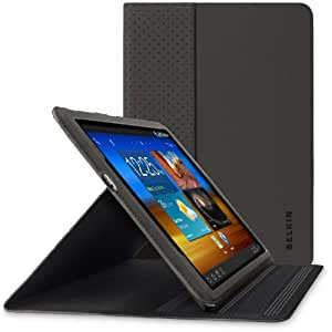 Belkin PU Ultrathin Folio Case with Stand for 7 inch Samsung Galaxy Tab 2 7.0 & 7.0 Plus P3100 P3110 P6200 - Black