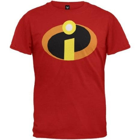 Mad Engine Men's The Incredibles Costume T-Shirt