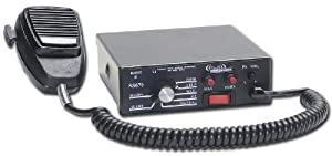 Signal Vehicle Products Full Feature 100 Watt Dash Mount Siren Amplifier