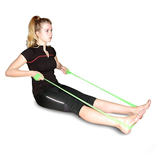 LIGHT TENSION EXERCISE RESISTANCE BANDS