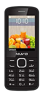 Nuvo Flash (Black, White)
