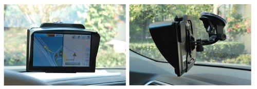 Sun Shade for Universal 7 inch 6 inch Car GPS Navigator