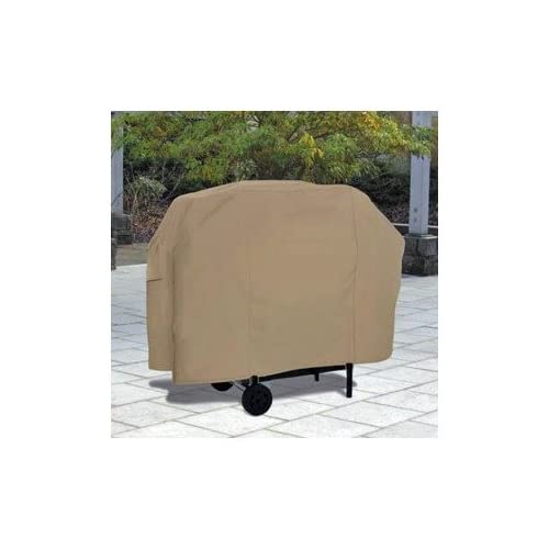 Classic Accessories 539 Cart BBQ Cover in Sand