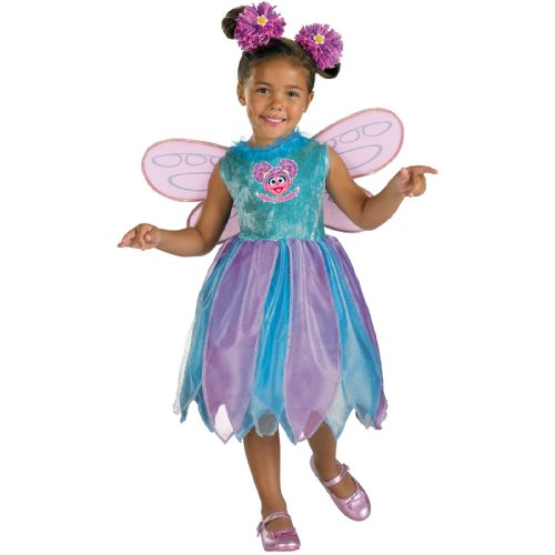 Disguise Inc - Sesame Street Abby Cadabby Toddler / Child Costume