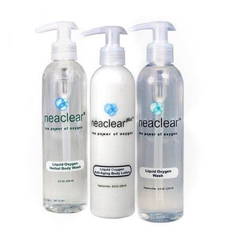 Neaclear Plus Liquid Oxygen Anti-aging Body Rejuvenation Kit