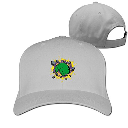 fashion-adult-the-fist-of-green-giant-travel-cap-hats-ash-ash