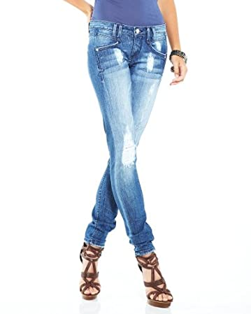  Valarie Distressed Skinny Jean :  skinny pants jeans fashion