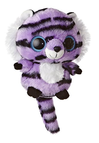 Aurora World YooHoo and Friends/Purple Jinxee Plush - 1