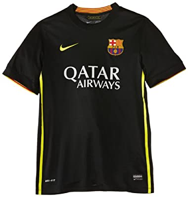 2013-14 Barcelona Third Nike Football Shirt