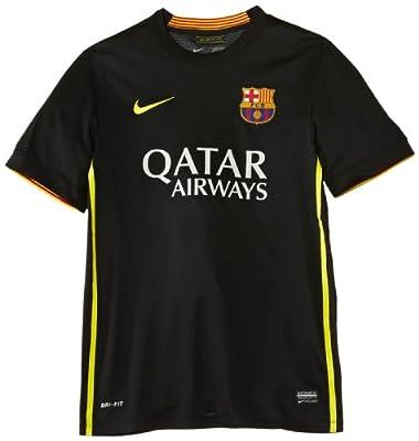 2013-14 Barcelona Third Nike Football Shirt