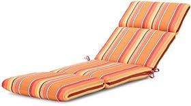 Epic Strathwood Basics Hardwood Chaise Lounge Sunbrella Cushion Dolce Mango price