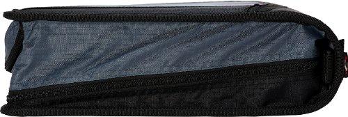 Case-it Large Capacity 3-Inch Zipper Binder, Blue, D-146-BLU