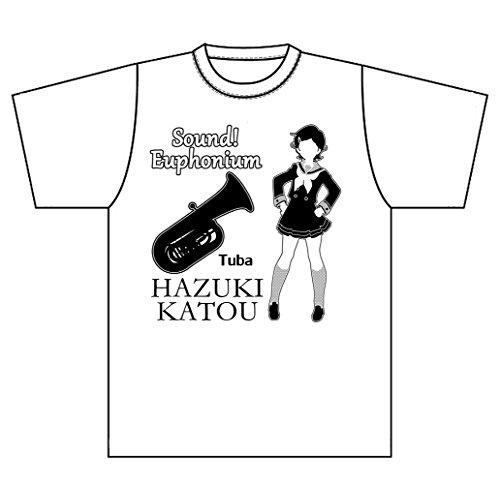 ユーフォニアム オリジナルTシャツ『加藤 葉月』 (L)