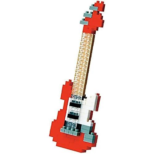 나노 블럭 전기 기타 레드-NBC-171 (2011-07-30)