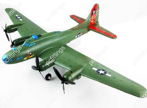 EPP remote control B17 aircraft Flying Fortress glider airplane large fixed-wing B-17 aircraft