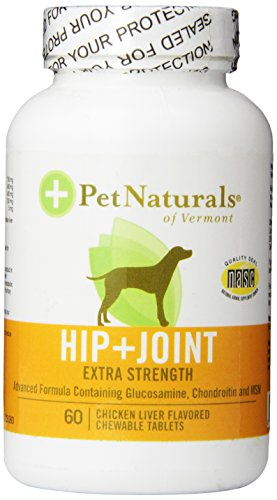 Pet Natural Hip And Joint-Xstrngth/Dog 60-Count, Unit