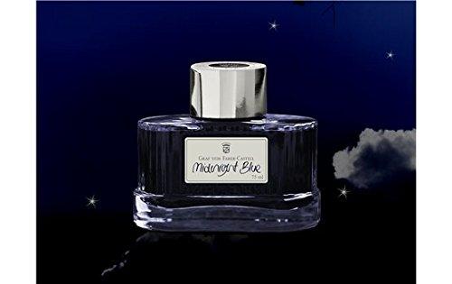 Graf von faber-castell pelikan-midnight blue 75 ml
