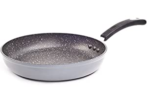 The Stone Earth Frying Pan by Ozeri, with 100% PFOA-Free Stone-Derived Non-Stick Coating from Germany
