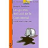 Les galetes del Saló de Te Continental (Barco de Vapor Naranja)