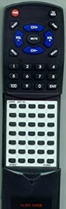 SYLVANIA Replacement Remote Control for C6427TF, 6432TD, N0160UD, AT427E, EPT427, SST4245
