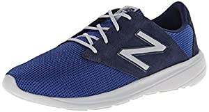 New Balance Men's ML1320 Tech Hybrid Collection Classic Running Shoe, Dark Blue, 12 D US