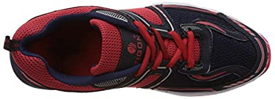 Tigon Men's Dark Running Shoes