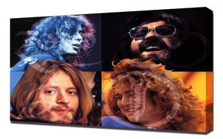 Led Zeppelin 3 - Canvas Art Print