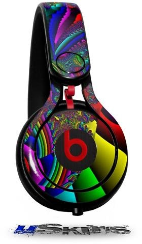 And This Is Your Brain On Drugs Decal Style Skin (Fits Genuine Beats Mixr Headphones - Headphones Not Included)