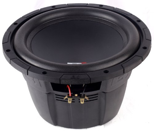 Bass Inferno Bsw12S 12-Inch Svc Subwoofer