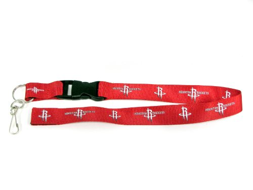 NBA Houston Rockets Lanyard (Rockets Merchandise compare prices)
