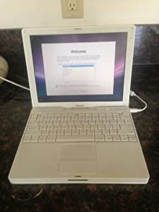 Apple iBook Laptop G4 iBook Processor 1GB 40GB