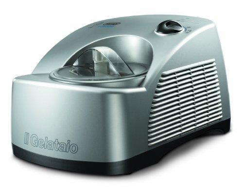 DeLonghi GM6000 Gelato Maker with Self-Refrigerating Compressor (Sorbet Serving Bowls compare prices)