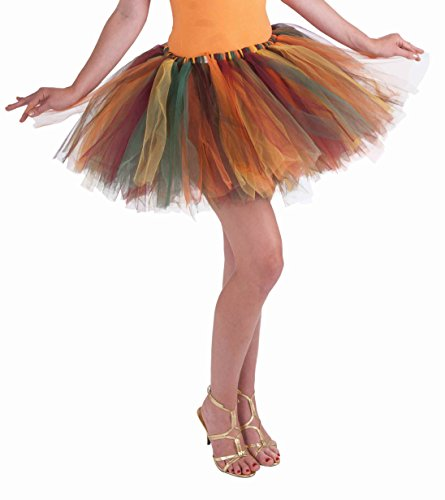 Forum Novelties Women's Fantasy Fairies Adult Costume Autumn Fairy Tutu