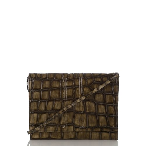 Atelier Chatham Clutch<br>Olive