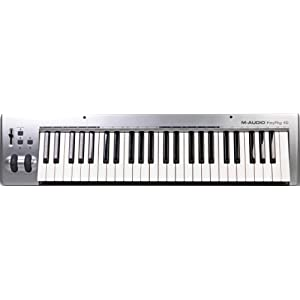 m audio keyrig49 clavier maitre usb 49 touches partition gratuite piano. Black Bedroom Furniture Sets. Home Design Ideas