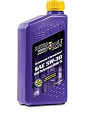 Royal Purple 05250 API-Licensed SAE 20W-50 High Performance Synthetic Motor Oil - 5 gal.