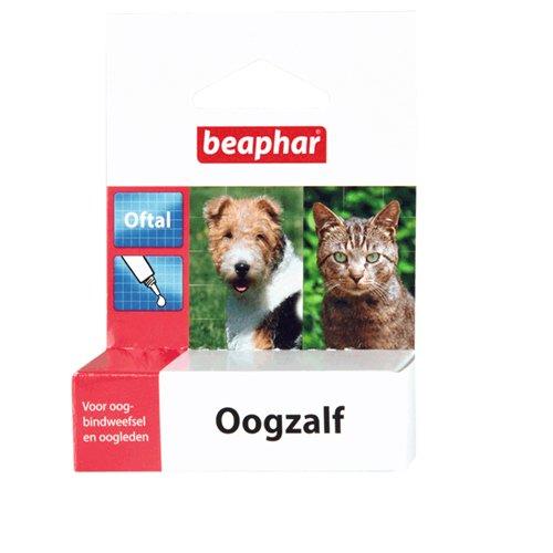 Bild von: Beaphar Oftal Augensalbe für Hunden und Katzen - 5 ml