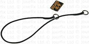 20235-50 Julius K9® Schnurhalsband - Breite: ca. 3,5mm - Länge: 50 cm -Nylon Hundehalsband K-9