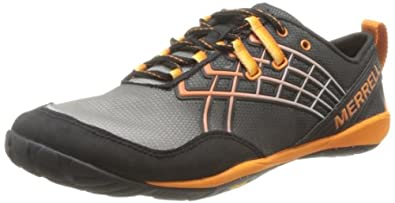 Buy Merrell Mens Trail Glove 2 Minimal Trail Running Shoe by Merrell