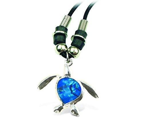 WeGlow International Wild Style Necklaces - Sea Turtle - 1