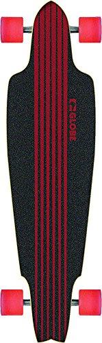 "Globe Prowler Cruiser Skateboard Blanc/Bleu/Rouge Taille 38,5"""