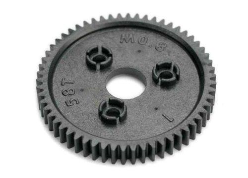 Traxxas 3958 Spur Gear, 58T 0.8P - 1