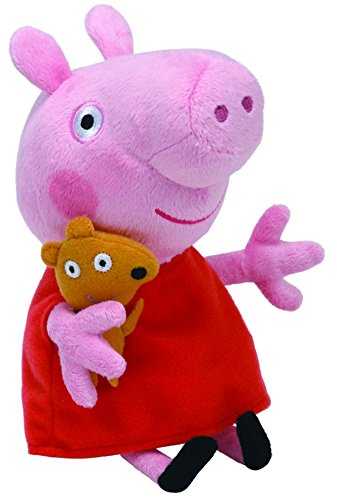 Ty Beanie Babies Peppa Pig Regular Plush - 1