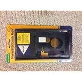 Digital Concepts Motorized Universal VHS-C To VHS Cassette Adapter (Color: Black, Tamaño: 5Wx8L)
