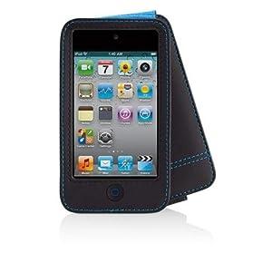 erstaunlich belkin verve leder schutzh lle f r apple ipod touch 4g 5g schwarz blau preis ipod. Black Bedroom Furniture Sets. Home Design Ideas