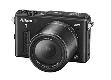 Nikon-1-AW1-(With-1-Nikkor-AW-11-27.5-mm-f/3.5-f/5.6-Lens)