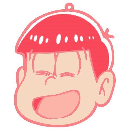 おそ松さん ラバーコースターvol.2 BOX商品 1BOX = 7個入り、全7種類