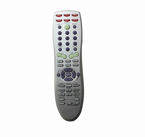 Universal Replacement Remote Control Fit For Sanyo 6450126468 Dp15647 Dp19640 Dp19647 Lcd Led Plasma Hdtv Tv